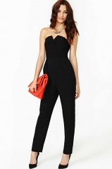 Dark Flame Jumpsuit at Nasty Gal