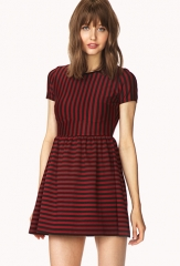 Darling Striped Dress at Forever 21