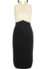 Darlington Two Tone Dress at The Outnet