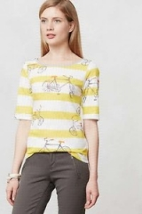 Daydreamer tee  at Anthropologie