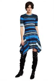 Delta Rib Knit Dress by Opening Ceremony at Opening Ceremony