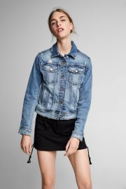Denim Jacket by Zara at Zara