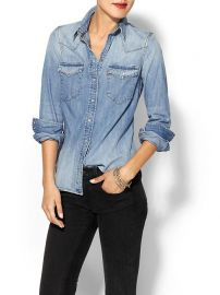 Denim Tailored Shirt by Levis at Piperlime