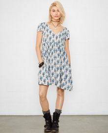 Denim and Supply Ralph Lauren Floral-Print Button-Front Dress at Macys