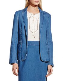 Denim blazer by Vince Camuto at Lord & Taylor
