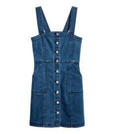 Denim dress at H&M