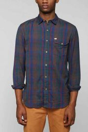 Denton shirt by Salt Valley at Urban Outfitters