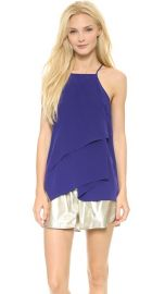 Derek Lam 10 Crosby Draped Camisole at Shopbop