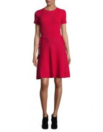 Design Lab Lord & Taylor Short Sleeve Dress at Lord & Taylor