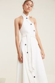 Desire Dress by C/Meo Collective (Ivory) at Fashion Bunker