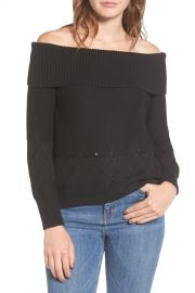 Devlin   Terri Off the Shoulder Sweater   Nordstrom Rack at Nordstrom Rack