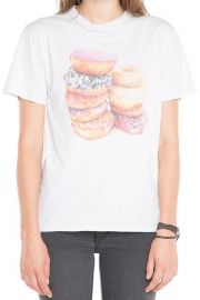 Diana Donut Tshirt at Brandy Melville