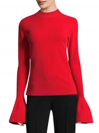 Diane von Furstenberg - Bell Sleeve Sweater at Saks Fifth Avenue