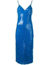 Diane Von Furstenberg Havita Sequined Dress at Farfetch