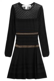 Diane Von Furstenberg Knit Dress at Stylebop
