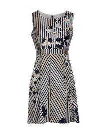 Diane Von Furstenberg Short Dress at Yoox