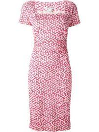Diane Von Furstenberg and39stasieand39 Dress - at Farfetch
