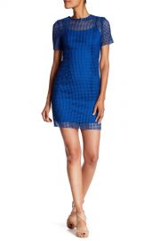 Diane von Furstenberg   Chain Lace Dress   Nordstrom Rack at Nordstrom Rack