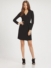 Diane von Furstenberg - New Jeanne Dress at Saks Fifth Avenue