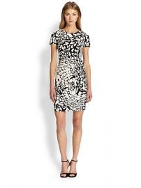 Diane von Furstenberg - Silk Zoe Dress at Saks Fifth Avenue