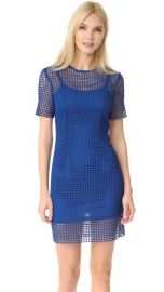Diane von Furstenberg Chain Lace Dress at Shopbop