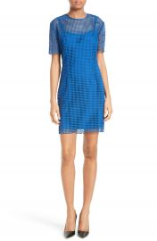 Diane von Furstenberg Chain Lace Dress at Nordstrom