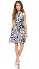 Diane von Furstenberg Kimana Printed Dress at Shopbop