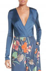 Diane von Furstenberg Lala Bodysuit at Nordstrom