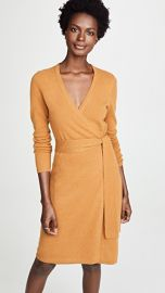 Diane von Furstenberg Linda Cashmere Wrap Dress at Shopbop