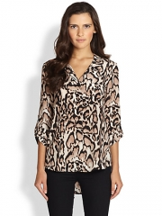Diane von Furstenberg Lorelei top at Saks Fifth Avenue