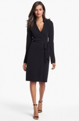 Diane von Furstenberg New Jeanne 2 Jersey Wrap Dress at Nordstrom