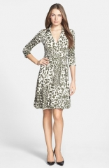 Diane von Furstenberg New Jeanne 2 Wrap Dress at Nordstrom