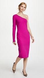 Diane von Furstenberg One Shoulder Knit Dress at Shopbop