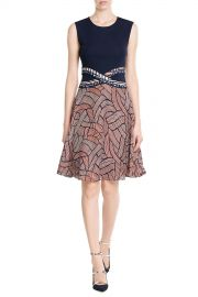 Diane von Furstenberg Printed Dress at Stylebop