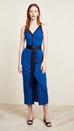 Diane von Furstenberg Ribbed Jersey Maxi Dress at Shopbop