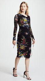 Diane von Furstenberg Ruched Dress at Shopbop