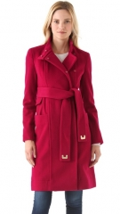 Diane von Furstenberg Sabrina Coat at Shopbop