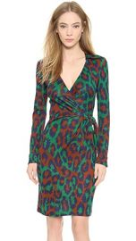 Diane von Furstenberg Savannah Wrap Dress at Shopbop
