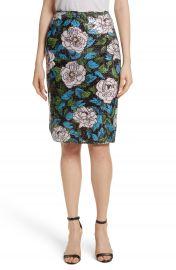 Diane von Furstenberg Sequin Pencil Skirt at Nordstrom