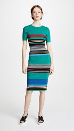 Diane von Furstenberg Soft Shoulder Sweater Dress at Shopbop