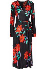 Diane von Furstenberg Wrap Dress at The Outnet