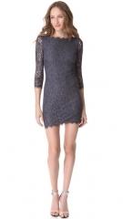 Diane von Furstenberg Zarita Lace Dress at Shopbop