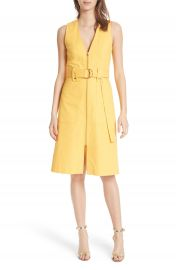 Diane von Furstenberg Zip Front A-Line Dress at Nordstrom