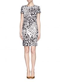 Diane von Furstenberg Zoe Dress at Lane Crawford