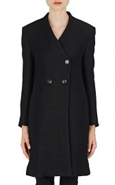 Dias Wool-Blend Coat at Barneys