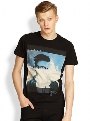 Diesel - Manface Cotton T-Shirt at Saks Fifth Avenue