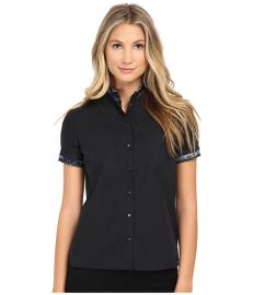 Diesel C-Levi Shirt Black at Zappos