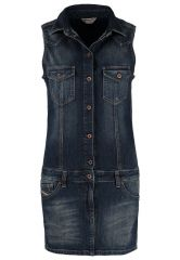 Diesel Drios Denim Dress at Zalando