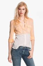 Dip dye top by James Perse at Nordstrom