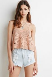Distressed High-Waist Cutoffs  Forever 21 - 2000077663 at Forever 21